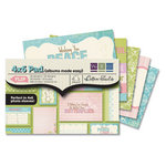 We R Memory Keepers - Cotton Tail Collection - 4 x 6 Albums Made Easy Pad