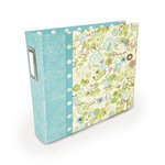 We R Memory Keepers - Cotton Tail Collection - 6 x 6 - Two Ring Album