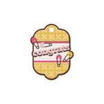 We R Memory Keepers - Baby Mine Collection - Embossed Tags - Congrats Girl