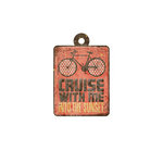 We R Memory Keepers - Down the Boardwalk Collection - Embossed Tags - Cruise