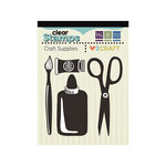 We R Memory Keepers - Love 2 Craft Collection - Clear Acrylic Stamps - Craft Supplies