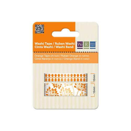We R Memory Keepers - Washi Tape - Orange