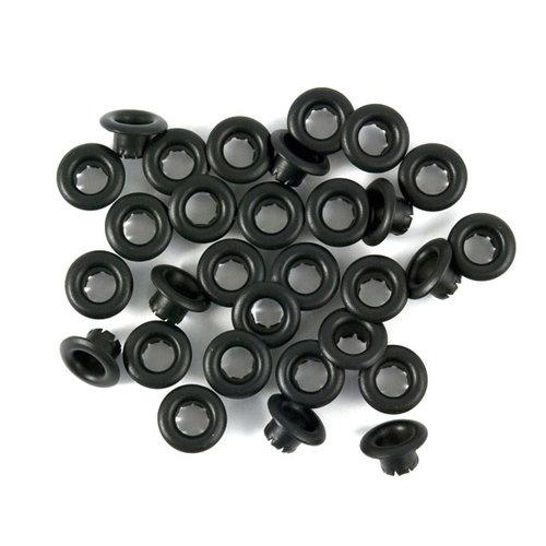 We R Memory Keepers - Bulk Metal Eyelets - Black