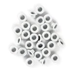 We R Memory Keepers - Bulk Metal Eyelets - White