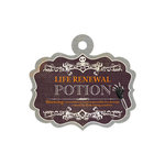 We R Memory Keepers - Black Widow Collection - Halloween - Embossed Tags - Potion