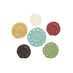 We R Memory Keepers - Antique Chic Collection - Crochet Doilies