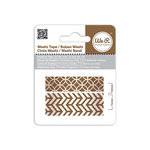 We R Memory Keepers - Washi Tape - Hazelnut