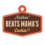 We R Memory Keepers - Country Livin' Collection - Embossed Tags - Mama's Cookin'