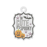 We R Memory Keepers - Bewitched Collection - Embossed Tags - Spooky