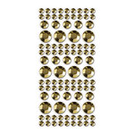 We R Memory Keepers - Sequin Stickers - Gold