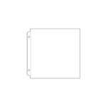 We R Memory Keepers - 6 x 6 Page Protectors - 10 Pack