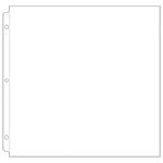 We R Memory Keepers - Page Protectors - 12 x 12 Three Ring - 10 Pack