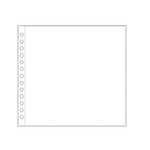 We R Memory Keepers - 8 x 8 Page Protectors - Multi Ring - 10 Pack