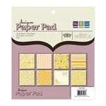 We R Memory Keepers - Madame Royale Collection - 6 x 6 Designer Paper Pad, CLEARANCE