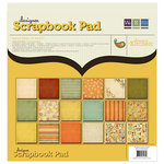 We R Memory Keepers - Grandmas Kitchen Collection - 12 x 12 Designer Scrapbook Pad
