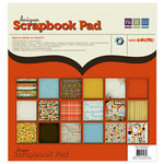 We R Memory Keepers - GeoHectic Collection - 12 x 12 Designer Scrapbook Pad, CLEARANCE