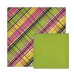 We R Memory Keepers - Retro Glam Collection - 12 x 12 Double Sided Paper - Renee, CLEARANCE