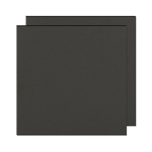 We R Memory Keepers - The Cinch - 12 x 12 Designer Book Board - Black