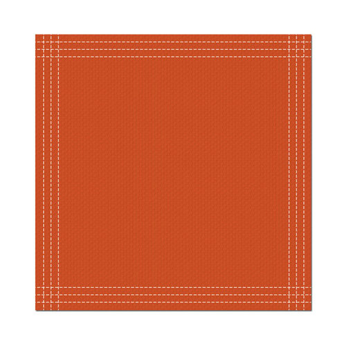 We R Memory Keepers - Show and Tell Collection - 12 x 12 Stitched Cardstock - Red Delicious, CLEARANCE