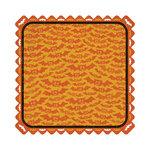 We R Memory Keepers - Heebie Jeebies Collection - Halloween - 12 x 12 Die Cut Paper - Batty