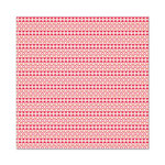 We R Memory Keepers - Be My Valentine Collection - 12 x 12 Flocked Paper - Affectionately Yours