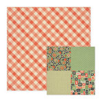 We R Memory Keepers - Family Keepsake Collection - 12 x 12 Double Sided Paper - Nellie