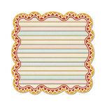 We R Memory Keepers - Fiesta Collection - 12 x 12 Die Cut Paper - Grande
