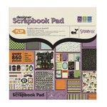 We R Memory Keepers - Spookville Collection - Halloween - 12 x 12 Designer Scrapbook Pad