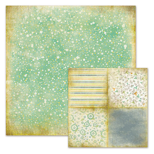 We R Memory Keepers - Good Day Sunshine Collection - 12 x 12 Double Sided Paper - Jane
