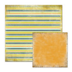 We R Memory Keepers - Good Day Sunshine Collection - 12 x 12 Double Sided Paper - Ann