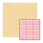 We R Memory Keepers - Baby Mine Collection - 12 x 12 Double Sided Paper - Sweetie Pie
