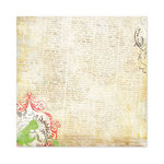 We R Memory Keepers - Anthologie Collection - 12 x 12 Glitter Paper - Little Dreamer