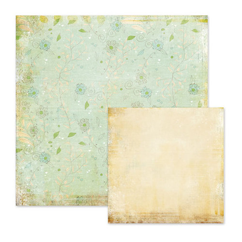 We R Memory Keepers - Anthologie Collection - 12 x 12 Double Sided Paper - Potpourri