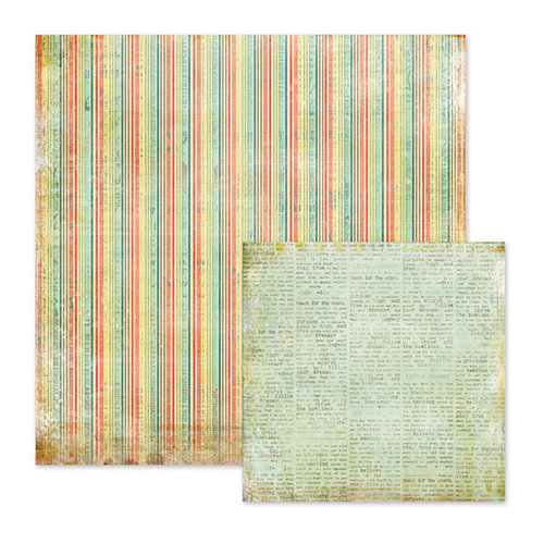 We R Memory Keepers - Anthologie Collection - 12 x 12 Double Sided Paper - Harmony