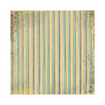 We R Memory Keepers - Down the Boardwalk Collection - 12 x 12 Glitter Paper - Beach Towel