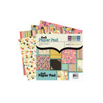 We R Memory Keepers - Love 2 Craft Collection - 6 x 6 Paper Pad