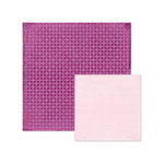 We R Memory Keepers - Crazy For You Collection - 12 x 12 Double Sided Paper - Adore