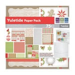 We R Memory Keepers - Yuletide Collection - Christmas - 12 x 12 Stack Pack