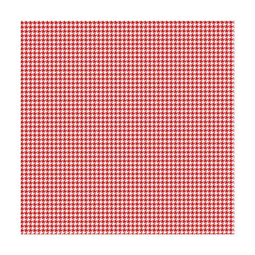 We R Memory Keepers - 12 x 12 Washi Adhesive Sheet - Red