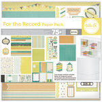 We R Memory Keepers - For the Record Collection - 6 x 6 Paper Pad