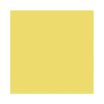 We R Memory Keepers - Feelin' Groovy Collection - 12 x 12 Textured Cardstock - Yellow