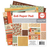 We R Memory Keepers - Country Livin' Collection - 6 x 6 Paper Pad