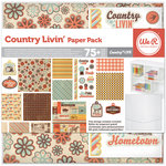 We R Memory Keepers - Country Livin' Collection - 12 x 12 Paper Pack