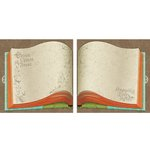 We R Memory Keepers - Storytime Collection - 12 x 12 Double Sided Paper - Sleeping Beauty