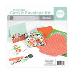 We R Memory Keepers - Interfold Card and Envelope Kit - Thanks