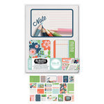 We R Memory Keepers - Albums Made Easy - Journaling Cards - Memo
