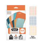 We R Memory Keepers - Albums Made Easy - Cardstock Cards - Tangerine
