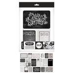 We R Memory Keepers - Albums Made Easy - Journaling Cards - Blackboard
