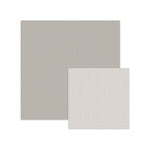 We R Memory Keepers - Inked Rose Collection - 12 x 12 Textured Cardstock - Gray