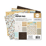 We R Memory Keepers - Indian Summer Collection - 6 x 6 Paper Pad